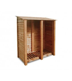 DOUBLE BAY 6FT LOG STORE