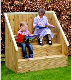 Reading Steps for Kids