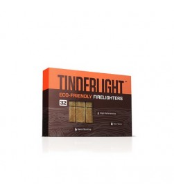 TINDERLIGHT FIBRE LIGHTERS 32PCS