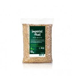 IMPERIAL HEAT® EN+A1 (BSL CERT) WOOD PELLETS