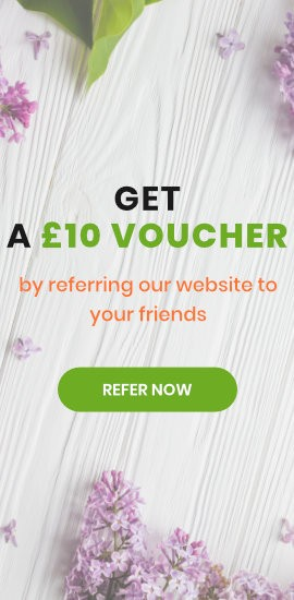 Refer a friends to get a Luxury Wood Voucher Code