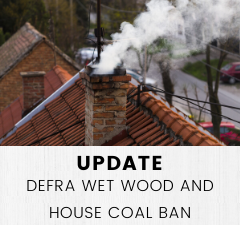 UPDATE: DEFRA WET WOOD AND HOUSE COAL BAN